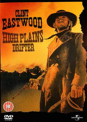High Plains Drifter Online DVD Rental