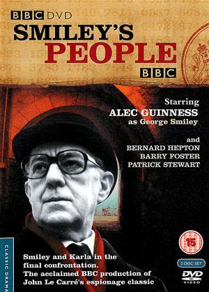 Rent Smiley's People Online DVD Rental
