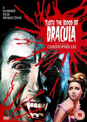 Taste the Blood of Dracula Online DVD Rental