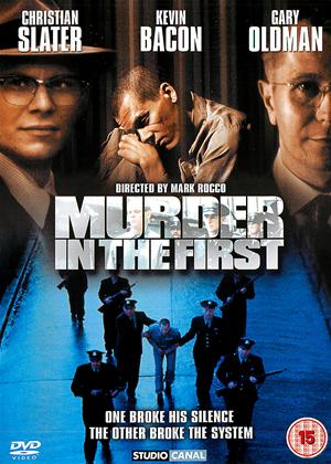 Murder in the First Online DVD Rental
