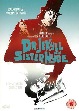 Dr. Jekyll and Sister Hyde Online DVD Rental