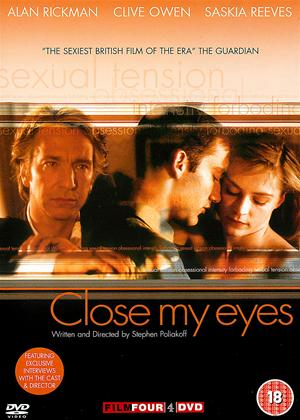 Rent Close My Eyes Online DVD Rental