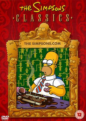 The Simpsons: Simpsons.Com Online DVD Rental