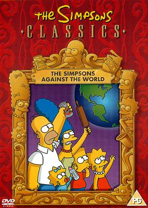 The Simpsons: The Simpsons Against The World Online DVD Rental