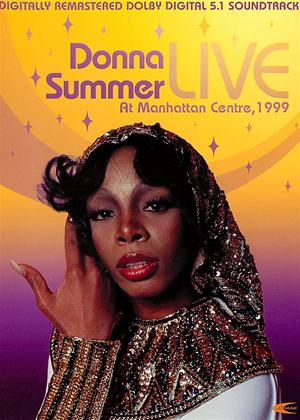 Rent Donna Summer: Live at Manhattan Centre Online DVD Rental