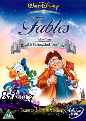 Walt Disney Fables: Vol.3 Online DVD Rental