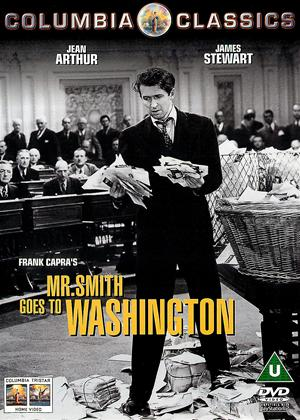 Mr Smith Goes to Washington Online DVD Rental
