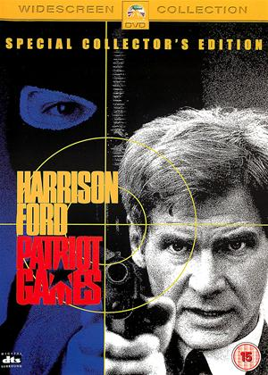 Patriot Games Online DVD Rental