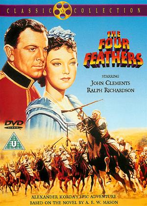The Four Feathers Online DVD Rental