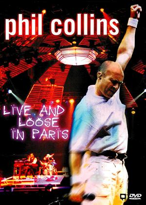 Rent Phil Collins: Live and Loose in Paris Online DVD Rental