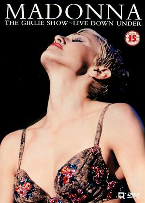 Madonna: The Girlie Show: Live Down Under Online DVD Rental