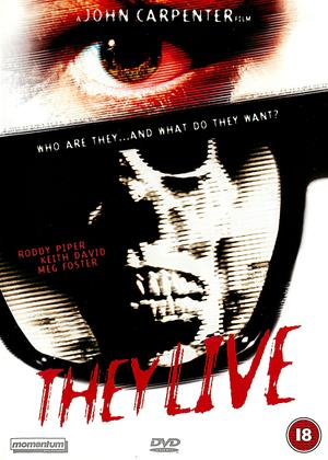 They Live Online DVD Rental