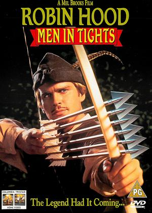 Robin Hood: Men in Tights Online DVD Rental