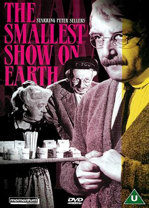 The Smallest Show on Earth Online DVD Rental