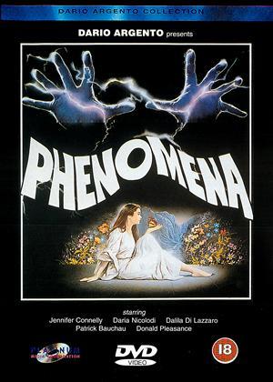 Phenomena Online DVD Rental