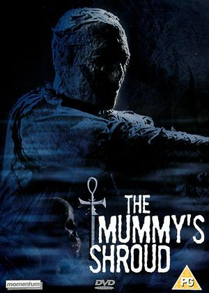 Rent The Mummy's Shroud Online DVD Rental