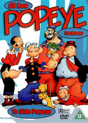 Popeye: All New Popeye Cartoons: Ye Olde Popeye Online DVD Rental
