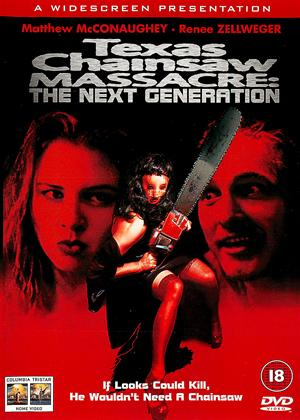 The Texas Chainsaw Massacre: The Next Generation Online DVD Rental