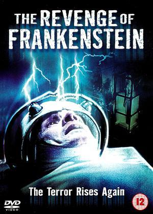 Rent The Revenge of Frankenstein Online DVD Rental