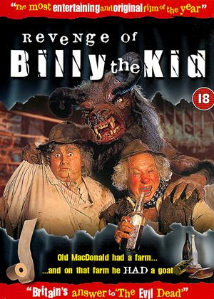 Revenge of Billy the Kid Online DVD Rental