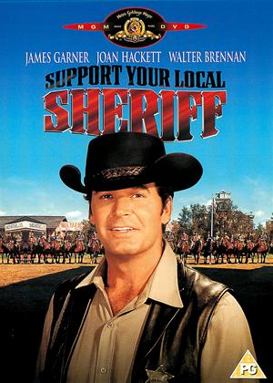 Support Your Local Sheriff Online DVD Rental