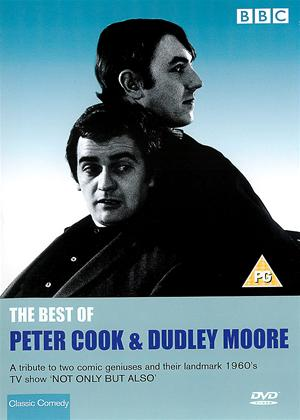 Best of Peter Cook and Dudley Moore: Not Only But Also Online DVD Rental