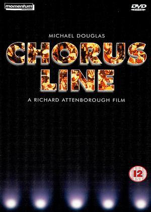 A Chorus Line Online DVD Rental