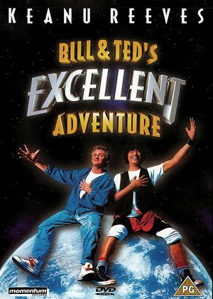 Rent Bill and Ted's Excellent Adventure Online DVD Rental