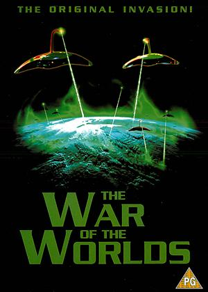 The War of the Worlds Online DVD Rental