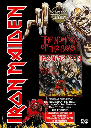 Classic Albums: Iron Maiden: The Number of the Beast Online DVD Rental
