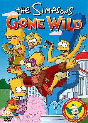 The Simpsons: Gone Wild Online DVD Rental