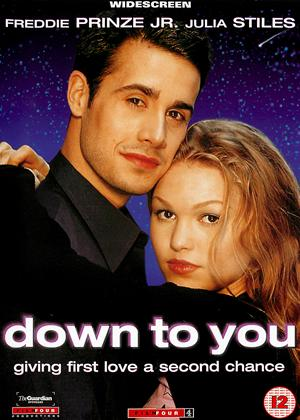 Down to You Online DVD Rental
