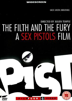 The Filth and the Fury: A Sex Pistols Film Online DVD Rental
