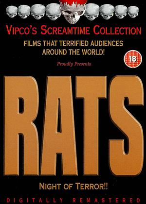 Rats: Night of Terror Online DVD Rental