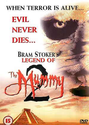 Legend of the Mummy 2 Online DVD Rental