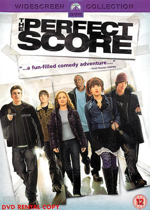 The Perfect Score Online DVD Rental