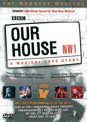 Our House: The Madness Musical Online DVD Rental
