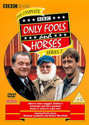 Rent Only Fools and Horses: Series 7 Online DVD Rental