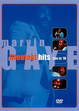 Rent Marvin Gaye: Greatest Hits: Live in '76 Online DVD Rental