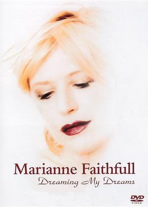 Marianne Faithful: Dreaming My Dreams Online DVD Rental