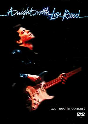A Night with Lou Reed Online DVD Rental