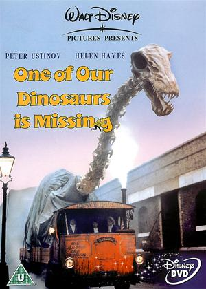 One of Our Dinosaurs is Missing Online DVD Rental