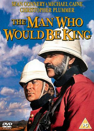 The Man Who Would Be King Online DVD Rental