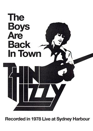 Thin Lizzy: The Boys Are Back in Town Online DVD Rental