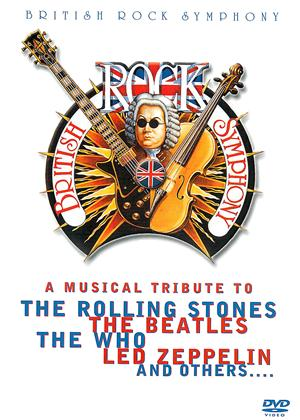 British Rock Symphony Online DVD Rental