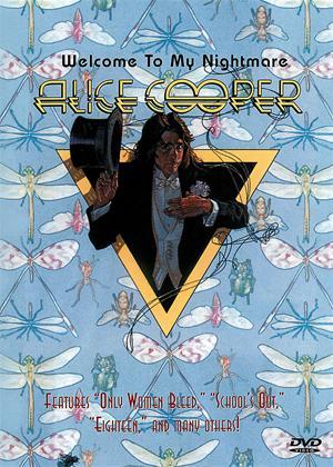 Rent Alice Cooper: Welcome to My Nightmare Online DVD Rental
