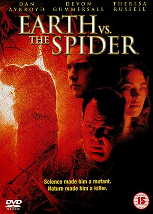 Earth vs. the Spider Online DVD Rental