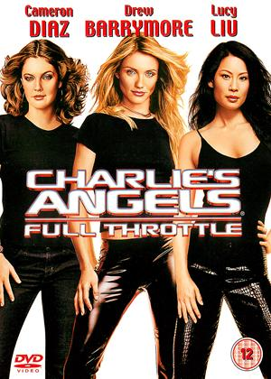 Rent Charlie's Angels 2: Full Throttle Online DVD Rental
