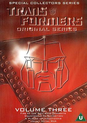 Rent Transformers: Original Series: Vol.3 Online DVD Rental