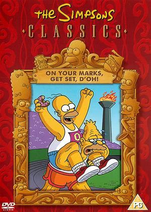 The Simpsons: On Your Marks, Get Set, D'oh! Online DVD Rental